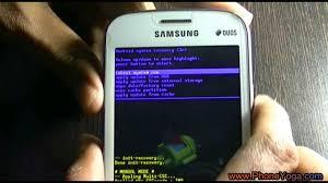 forgot pattern lock how to unlock hard reset samsung trend s7392 to unlock pattern lock youtube