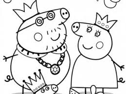 peppa pig coloring sheets peppa pig coloring pages and family