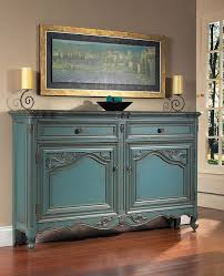 Blue Console Table Pulaski Blue Console Pf 739310 At Homelement