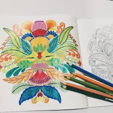 millie marotta u0027s tropical wonderland colouring book adventure