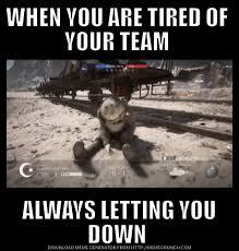 Download Memes - battlefield let down meme by metawolf1337 memedroid