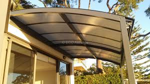 Wall Awning Domus Lumina And Barrel Vault Awnings Eco Awnings