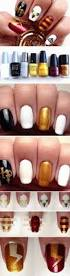 diy halloween nail art designs with step by step tutorials for