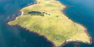 Shetland Islands Map An Entire West Shetland Island Is Up For Sale For Half The Price