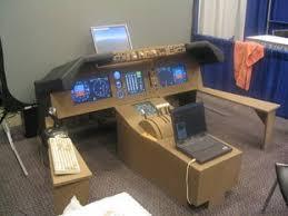 Flight Sim Desk Flightgear Flight Simulator