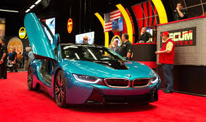 bmw high price last car of day brings highest bids tuesday at mecum kissimmee