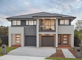 duplex homes chion homes new home builders sydney