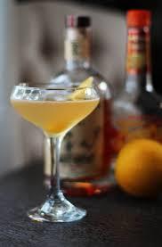 lemon sidecar