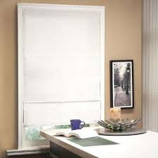 Paper Blinds Home Depot Canada Roman Shades Shades The Home Depot
