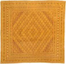 6x6 Area Rug Gold 6 X 10 Kilim Afghan Rug Area Rugs Esalerugs For Square 6x6
