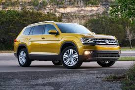 volkswagen atlas black wheels 2018 volkswagen atlas pricing for sale edmunds
