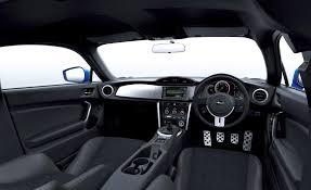 Subaru Top Speed 2012 Subaru Brz Image