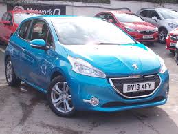 peugeot 608 price used peugeot 208 active 2013 cars for sale motors co uk