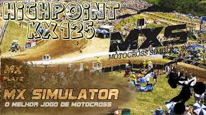 ama motocross 2014 ama motocross 2014 highpoint simulador de motocross youtube
