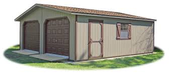 1 Car Prefab Garage One Car Garage Horizon Structures Garage Design Flourishing Prefab 2 Car Garage Suburban Prefab