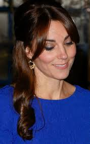 a new hairstyle come see kate middleton u0027s new hairstyle glamour