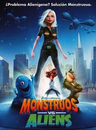 Monstruos contra Alienígenas (Monsters vs. Aliens)