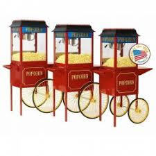 rent popcorn machine popcorn cotton candy sno cone concessions concession store