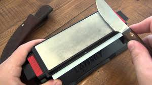 how to sharpen a knife freehand in under a minute the quick