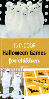 15 indoor halloween games for children tip junkie