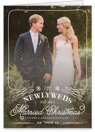 newly wed christmas card newlywed christmas cards shutterfly wedding ideas