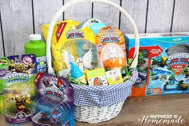 eater baskets skylanders easter baskets happiness is