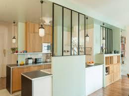 organiser une cuisine aménager une cuisine semi ouverte sans travaux décoration