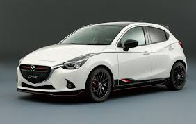 mazda motor cars 2016 mazda 2 demio racing concept u003e u003e u003e at this past weekend u0027s
