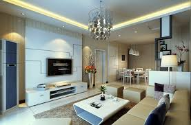 Modern Contemporary Pendant Lighting Modern And Elegant Family Room With A Tv Decorated With