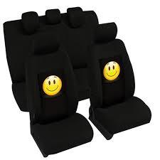 housse de siege auto housses de sièges adaptables toutes auto avec smiley smile