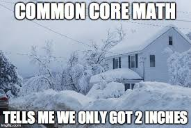 image tagged in hersh common core hersch snow winter storm 2015
