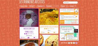 reseau social cuisine my cook diary et the board les réseaux sociaux spécialisés