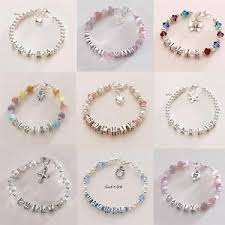 personalized children s jewelry sterling silver name bracelets for personalised children s