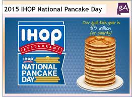 ihop hours thanksgiving get free pancakes at ihop today on national pancake day u2013 geek alabama