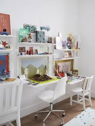 photos hgtv playful craft area in white kids bedroom iranews room