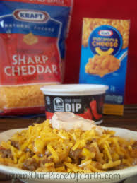 salsa mac u0026 cheese dinner on a budget with kraft coupons our