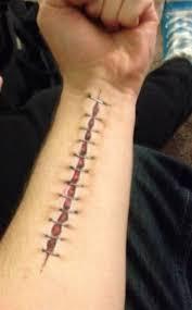 stitches by placebofx tattoo pinterest stitches stitch and