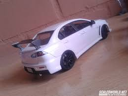 mitsubishi purple mitsubishi lancer evolution x c west racing version scaledworld