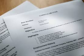 get a basic template for writing an internship resume