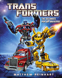 transformers party book party craft demo transformers the ultimate pop up