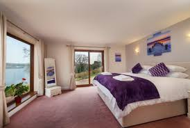 Bedroom Side View by Bywater Is A 5 Bed River Side Rental In Shaldon