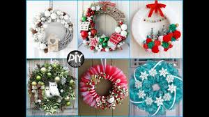 christmas wreaths to make 50 beautiful diy winter and christmas wreaths ideas 2017