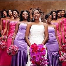 Pink And Black Bridesmaid Dresses Lovely Purple And Pink Satin Bridesmaids Dresses Photo By Rh