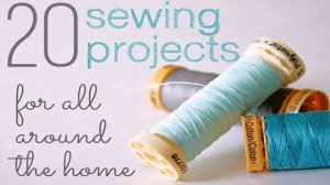 Home Decor Sewing Projects by Diy Home Decor Sewing Projects Youtube