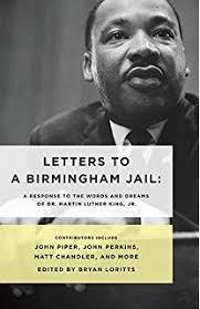 letter from the birmingham jail martin luther jr king jr