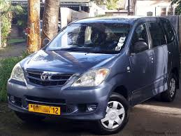 used toyota avanza 2012 avanza for sale curepipe toyota avanza