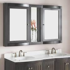 mirror wall cabinets bathroom 58 most fantastic double mirror bathroom cabinet wall cabinets