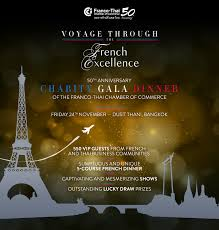 chambre de commerce franco indienne update 50th anniversary charity gala dinner franco thaï chamber