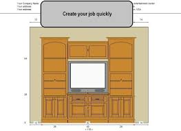 easy to use kitchen cabinet design software cabinet planner parametric cabinet and casework software