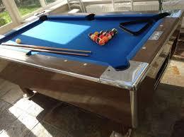Slate Bed Authentic Us Billiards Inc 6 U0027 X 3 U0027 American Slate Bed Pool Table